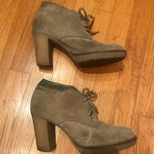 J. Crew Macalister high heeled boots, size 8